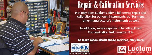 repair and calibration