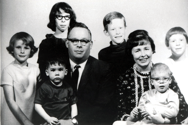 Ludlum family late 1960s